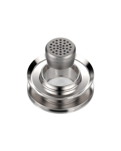 The Dosing Capsule Adapter for Volcano vaporizers is used when you want to reduce the chamber's size or to insert a Dosing Capsule