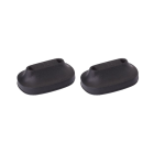 These Raised Mouthpieces for PAX vaporizers are perfect if you want to replace the included one or want some extra ones