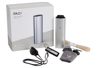 PAX 3 Vaporizer - Complete Kit
